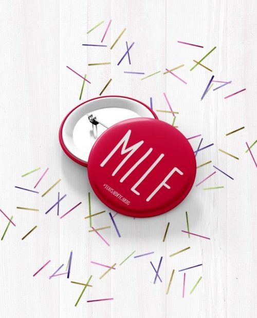 MILF Badge