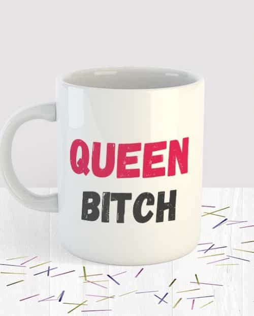 Queen Bitch Mug Small